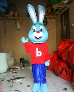 Kostum karakter Bobo